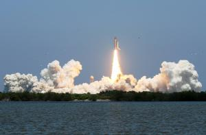 Shuttle Launch, MAY 2010